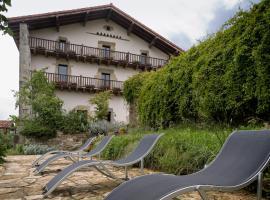 Hotel Akerreta, Akerreta (Larrasoaña yakınında)