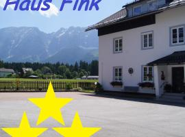 Appartementhaus Fink, Bad Mitterndorf (Thörl yakınında)
