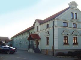 Hotel Algar, Opava (Hradec nad Moravici yakınında)