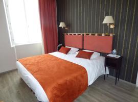 Logis Au Grand Hotel, Mayenne