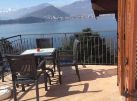 Ferienwohnung Apartment, Laveno-Mombello (Berdekatan Cerro Lago Maggiore)