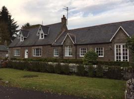 Smithy House, Forfar (рядом с городом Aberlemno)