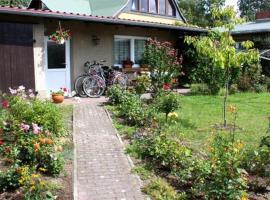 Ferienhaus Koelpinsee USE 2221, Kolpinsee (Loddin yakınında)