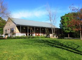 Tamar Valley Farm Stay, Kayena (Lulworth yakınında)