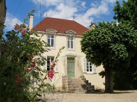 L'Ancien Domaine Gite, Bligny-lès-Beaune (рядом с городом Мерсо)
