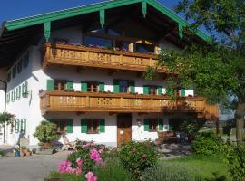 Marchlhof, Aschau im Chiemgau (Bernau am Chiemsee yakınında)