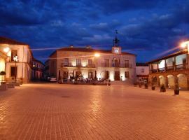 Los Usías, Dos Torres (El Viso yakınında)