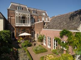 Boutique Hotel De Blauwe Pauw, Den Bosch