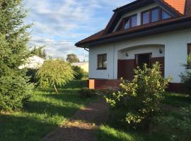 Haus mit Garten, Szczecin