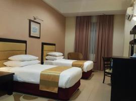 Pantai Puteri Hotel 3 Bintang Kampong Baharu Sungai Udang