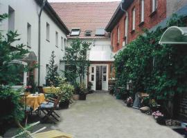 Apartmenthaus Antik, Vetschau (Werchow yakınında)