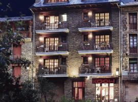 Apartaments Montaña, Alins