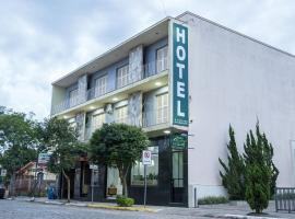 Hotel Pedra Bonita, Camaquã (Arambaré yakınında)