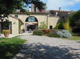 Grande maison de Village, Villevieille (рядом с городом Souvignargues)
