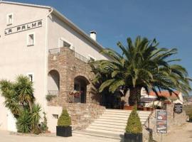 Hôtel la Palma, Patrimonio (рядом с городом Ficaja)