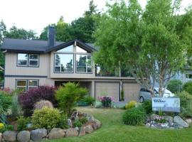 Willow Guest House, Courtenay (Near Fanny Bay)