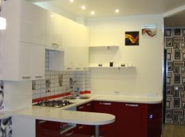 Apartments Deluxe on Marshala Bagramyana