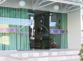 Hotel Porta Da Cidade, Santa Cruz do Capibaribe (Toritama yakınında)