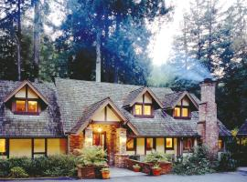 Avalon Luxury Bed & Breakfast Lodge, Graton