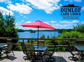 Dunlop Lake Lodge, Elliot Lake