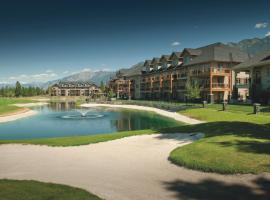 Bighorn Meadows Resort, Radium Hot Springs