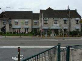 Hotel La Belle Etape, Maisse (рядом с городом Courdimanche-sur-Essonnes)