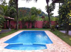 Casas Privativas Barra do Sahy, Barra do Una (Barra do Sahy yakınında)