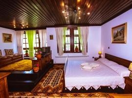 Sharlopova Boutique Guest House - Sauna & Hot Tub, Bozhentsi (Bangeytsi yakınında)
