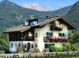 Apartments Saalachtal, Lofer (Eberl yakınında)