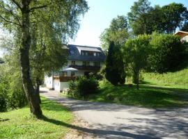 Landhaus Valentin, Triberg (Gremmelsbach yakınında)