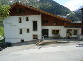 Pension Susanne, Sankt Anton am Arlberg