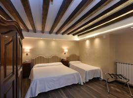 Hotel Villa Rosa, Venedig