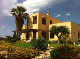 Il Giardino delle Aloe, Favignana