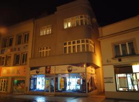 Apartmány Rossa, Louny (Peruc yakınında)