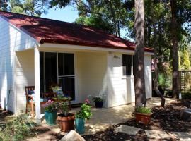 The Boulevard Garden Studio, Margaret River Town (Rosa Brook yakınında)