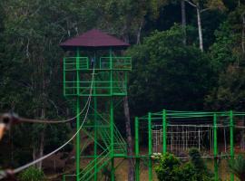 de Bintan Villa, Tenaga