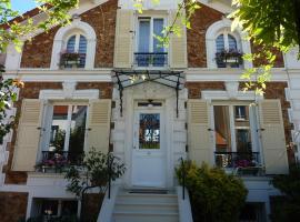 Maison Romantique, Le Perreux-Sur-Marne (рядом с городом La Maltournée)