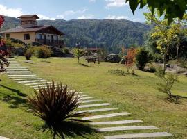 Aires Serranos - Suites, La Cumbrecita