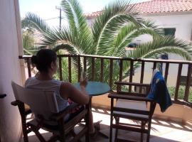 Galini Hotel, Skala Eresou (рядом с городом Tavari)