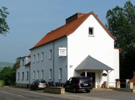 Gästehaus Perrin, Bliesmengen-Bolchen (рядом с городом Frauenberg)