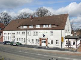 Hotel Stadt Munster (ex Hotel Winkelmanns), Munster im Heidekreis