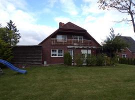 Ferienappartement Adden, Dornum (Roggenstede yakınında)
