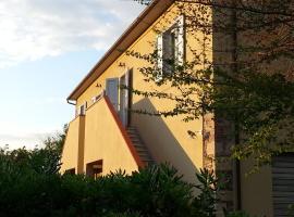 Podere Bellavista, Castiglioncello (Vada yakınında)