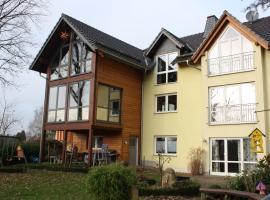 Ferienwohnung am Riesenfuss, Pirna (Lohmen yakınında)