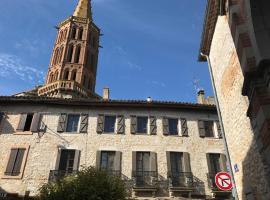 B&B Le Chat Qui Dort, Montricoux (рядом с городом Bruniquel)