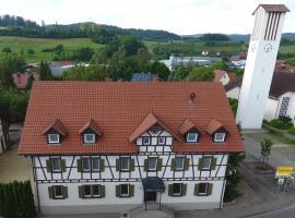 Landgasthof Sternen, Deggenhausertal (Glashütten yakınında)
