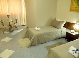 Hotel Calypso, Nova Serrana (Bom Despacho yakınında)