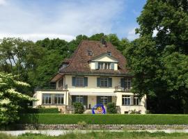Park Forum Wylihof, Luterbach (Welschenrohr yakınında)
