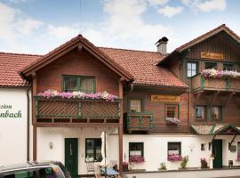 Das kleine Bio Hotel Tiefenbach