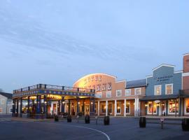 Disney's Hotel Cheyenne®, Coupvray
